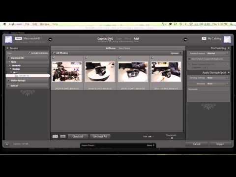 Photo Mechanic & Lightroom Workflow Combined