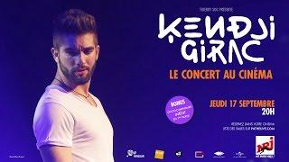 Kendji au cinéma le 17 Septembre - Découvrez la bande-annonce de l'évènement !