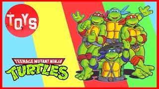 6 Super Surprise Eggs Unboxing - Teenage Mutant Ninja Turtles Figurines | Toy Store - Toys For Kids