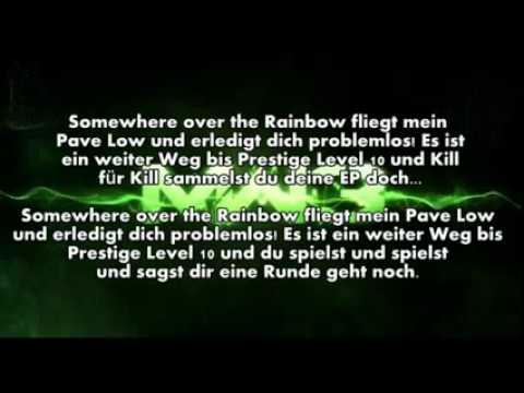 Dame Pave Low [ Lyrics ][ CoD Song ]