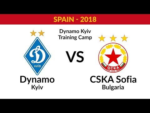 FM. Dynamo Kyiv - CSKA Sofia (Bulgaria) 0:0. FULL MATCH
