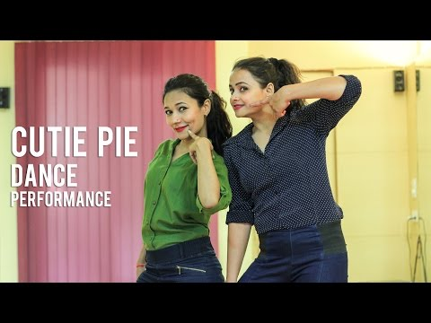 Cutiepie - Ae Dil Hai Mushkil | Dance Performance | Aditi Saxena and Bhawna Chauhan | Dancercise thumbnail