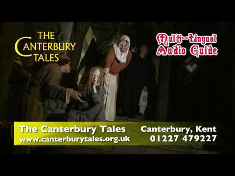 The Canterbury Tales Tourism Network Video
