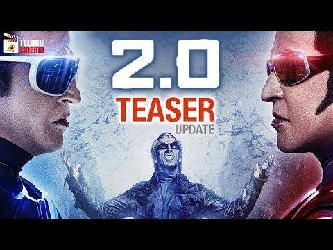 Robo 2.0 Movie TEASER update | Rajinikanth | Akshay Kumar | Amy Jackson | Shankar | AR Rahman |#Robo