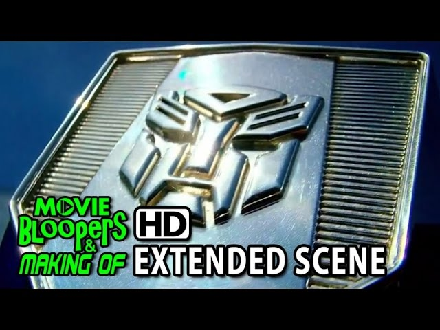 Transformers Age of Extinction (2014) Autobots Reunite Extended Scene