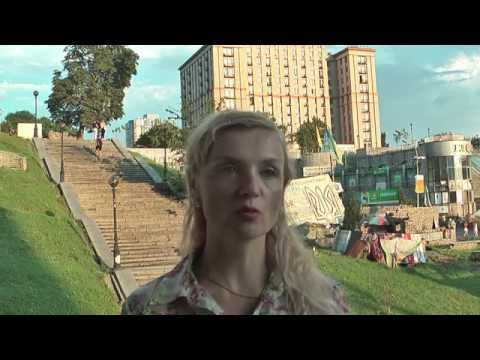 Luhansk Activist Natalia About Russian Invasion In Eastern Ukraine, July 20 2014