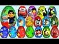 80 Surprise eggs
