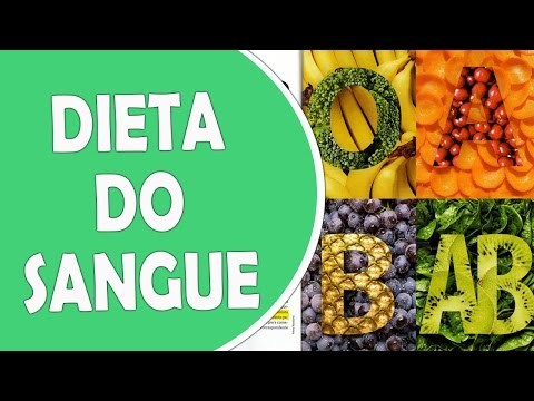 Dieta Do Tipo Sanguineo - Como Funciona A Dieta Do Sangue.