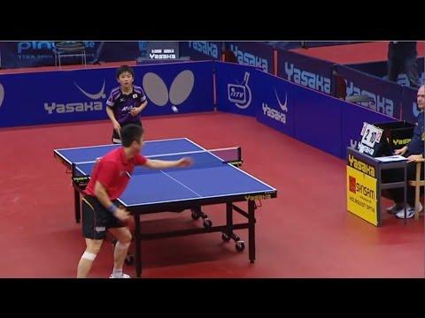 Table Tennis Safir Open 2015 - Tomokazu Harimoto Vs Xu Hui - (FINAL)