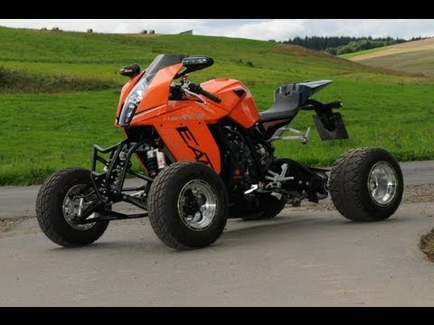 Ktm Quad Bike