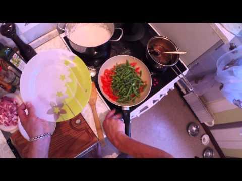 Очень вкусный рис с тайским акцентом! (рецепт)
