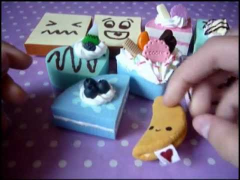 Homemade Squishy Collection 2014 : My HOMEMADE squishy collection :) la mia collezione di squishy fatti in casa - YouTube