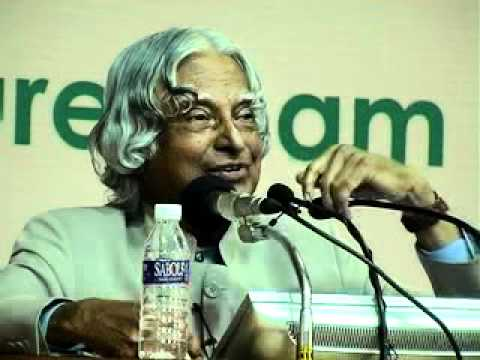 EML by Dr. A.P.J Abdul Kalam:  Creativity and Youth Power