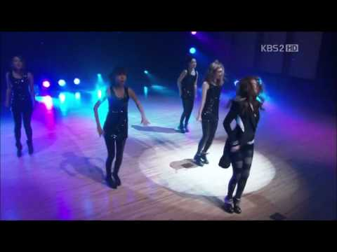 Jiyeon Dance Run The World (dream High 2) video