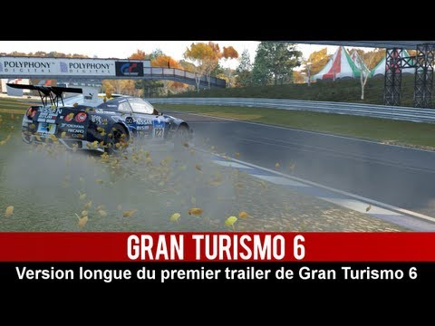 [GAMES] Version longue du premier trailer de Gran Turismo 6