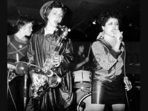 X Ray Spex - I Cant Do Anything Video