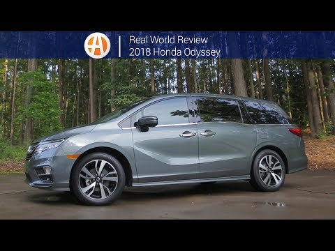 2018 Honda Odyssey | Real World Review | Autotrader