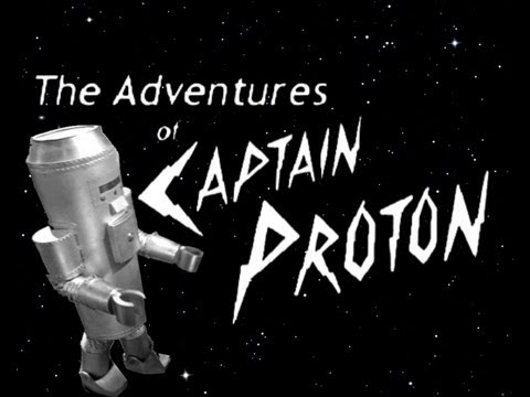 Thumbnail of video The Adventures of Captain Proton [german] Nieder mir Chaotica