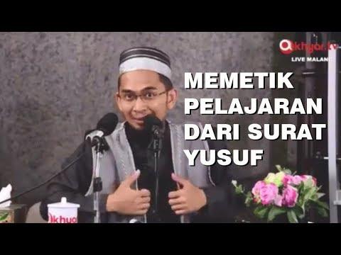 Kajian : Memetik Pelajaran dari Surat Yusuf 10 Desember - Ustadz Adi Hidayat Lc MA [Live Malang]