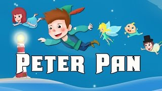 Peter Pan | Best Fairy Tales For Kids |  Watch Cartoons Online English Dubtitles