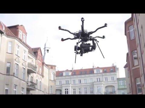 Freefly Alta + MOVI M15 + Sony FS7 - Making Off Bransoletka