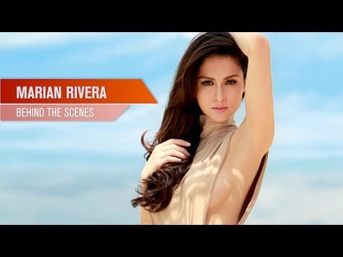 Marian Rivera - FHM Cover Girl March 2014