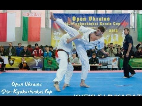 Open Ukraine ShinKyokushinkai Cup - Kyiv 2012 - part 3