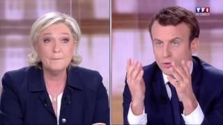 REPLAY - Débat de l'entre-deux-tours : Marine Le Pen / Emmanuel Macron