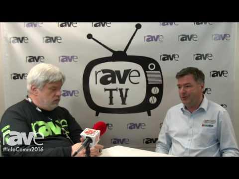 InfoComm 2016: Joel Rollins Interviews Justin Knox, Marketing Director of RGBLink