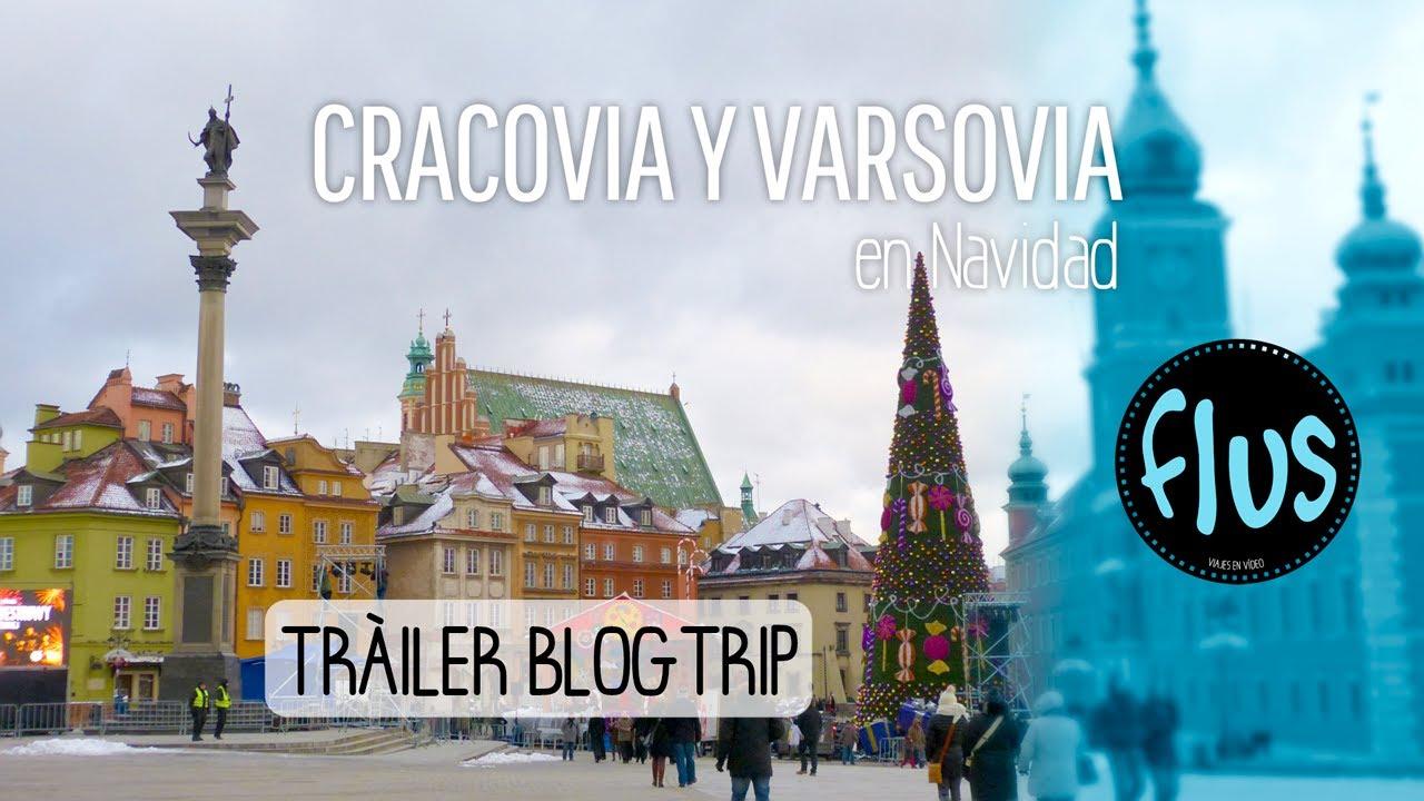 Polonia en navidad tr iler blogtrip youtube for Oficina turismo polonia