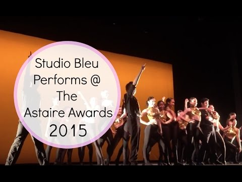 Studio Bleu Performing MOTOWN at the Fred Astaire Awards