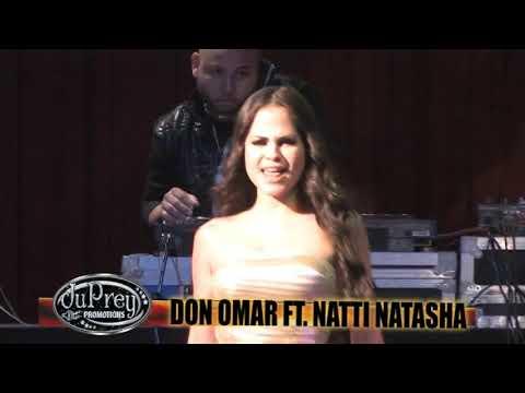Don Omar Ft. Natti Natasha - Dutty Love {Live}
