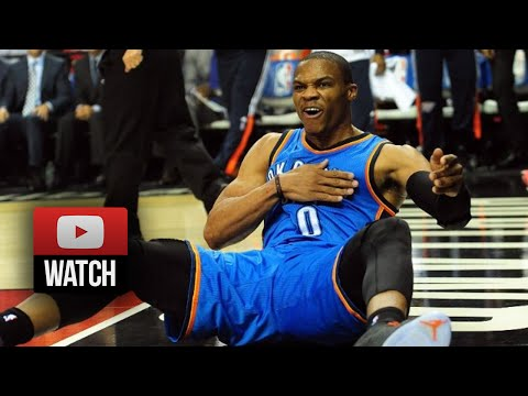 Russell Westbrook Full Highlights at Trail Blazers (2014.10.29) - 38 Pts, 1st Half Beast Mode!