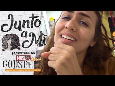 Vlog 01 - Junto A Mí: Backstage de GODSPELL con Karla Fatule