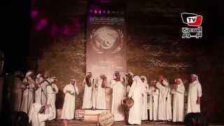إنشاد ديني من الخليج في مهرجان «سماع» بقلعة صلاح الدين