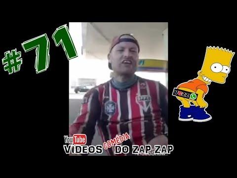 Vídeos Comédia do Zap Zap #71 Alô Povo de Avaré, É o Alemão Que Vende CD Pirata...