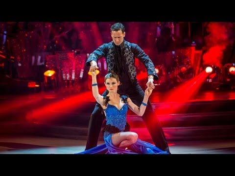 Sophie Ellis-Bexter & Brendan Paso Doble to 'Montagues and Capulets' – Strictly Come Dancing – BBC