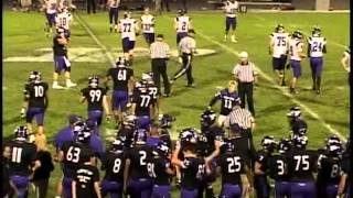 High School Football Plano vs Manteno