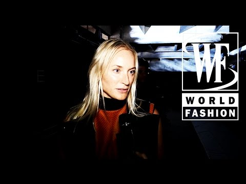 Front Row Wunderkind Spring-Summer 2015 Paris Fashion Week
