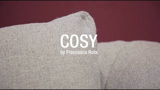 MDF Italia - Cosy design by Francesco Rota