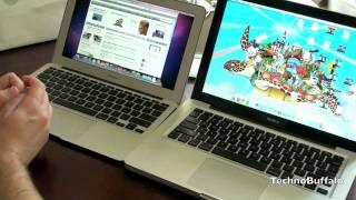 Thumb MacBook Air versus MacBook: Probando el Instant On y el Boot Up