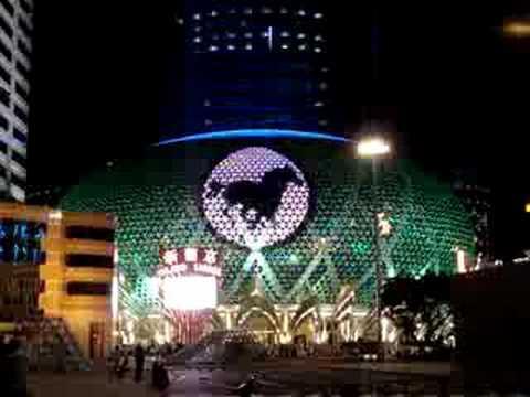 Casino Grand Lisboa - Macau