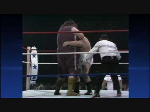 World Of Sport - Big Daddy Vs. Giant Haystacks ( 1981 )