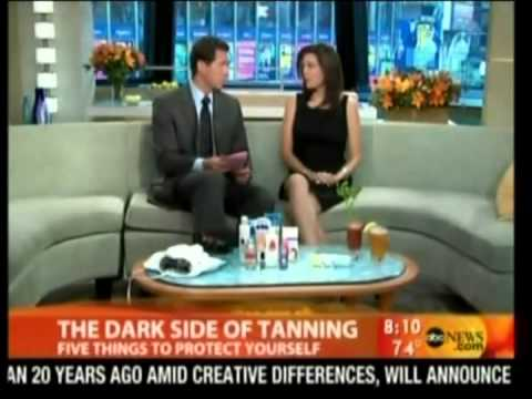 Good Morning America - Tanning Beds/Skin Cancer
