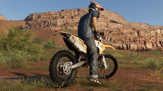 The Crew 2 - KTM 450 EXC - OFF-ROAD - 1080p60FPS