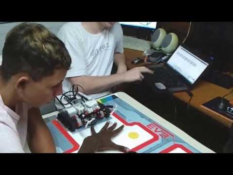 Curso De Robótica - Lego Mindstorms EV3