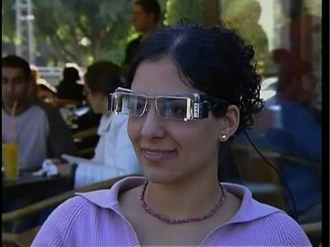 Video Screen Eyeglasses - INVENT [BroadbandTV]
