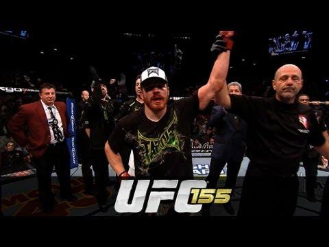 UFC 155: Jim Miller Post-Fight Interview