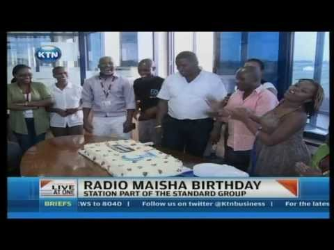 Radio Maisha marks its 3rd year