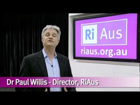 A Week in Science with Paul Willis - 21 September 2012